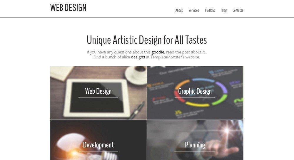 Free HTML5 Theme — Design Studio