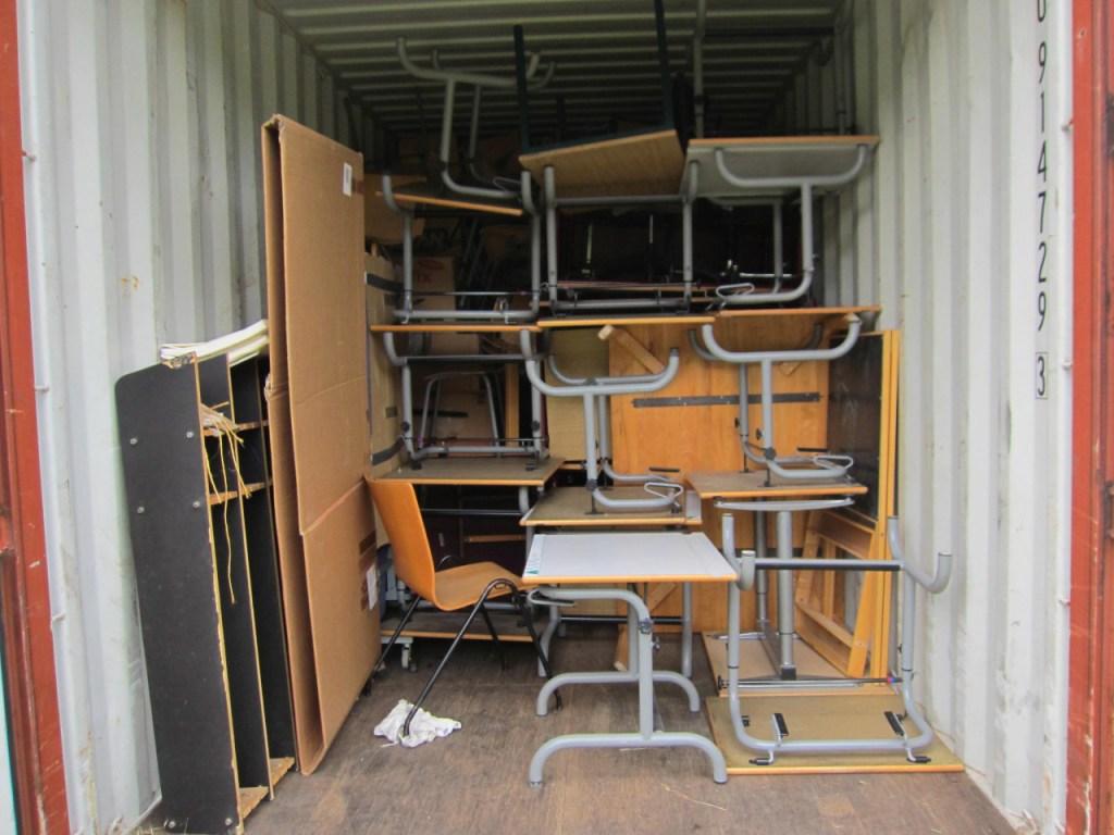 Container Nr.6 7 Juli 2014 - Akwamus venner
