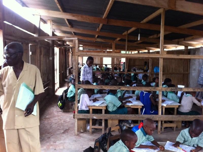 KONAD Int.school i Aboasa