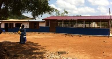 Renoveret småbørnsafdeling