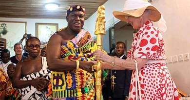 Odeneho-Kwafo-Akoto-III-Akwamumanhene-and-the-Queen-of-Denmark