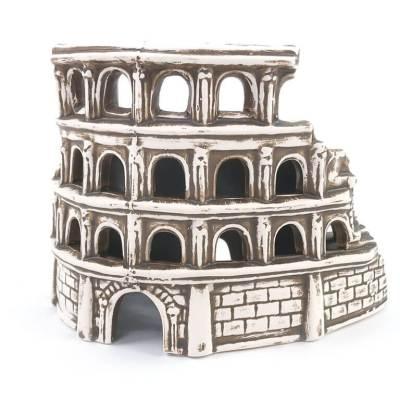 Ozdoba doakwarium, zamek - Rzymskie Koloseum