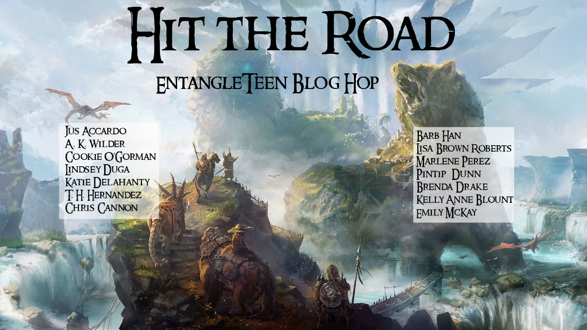 Hit the Road Entangled Teen Blog Hop