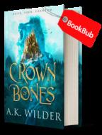 Crown of Bones on BookBub