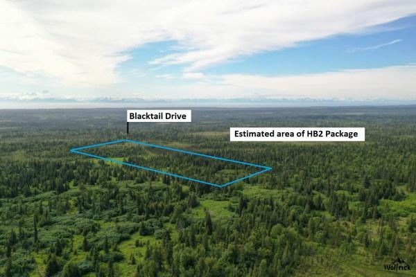 HB2 Alaskan Wildwood Ranch®