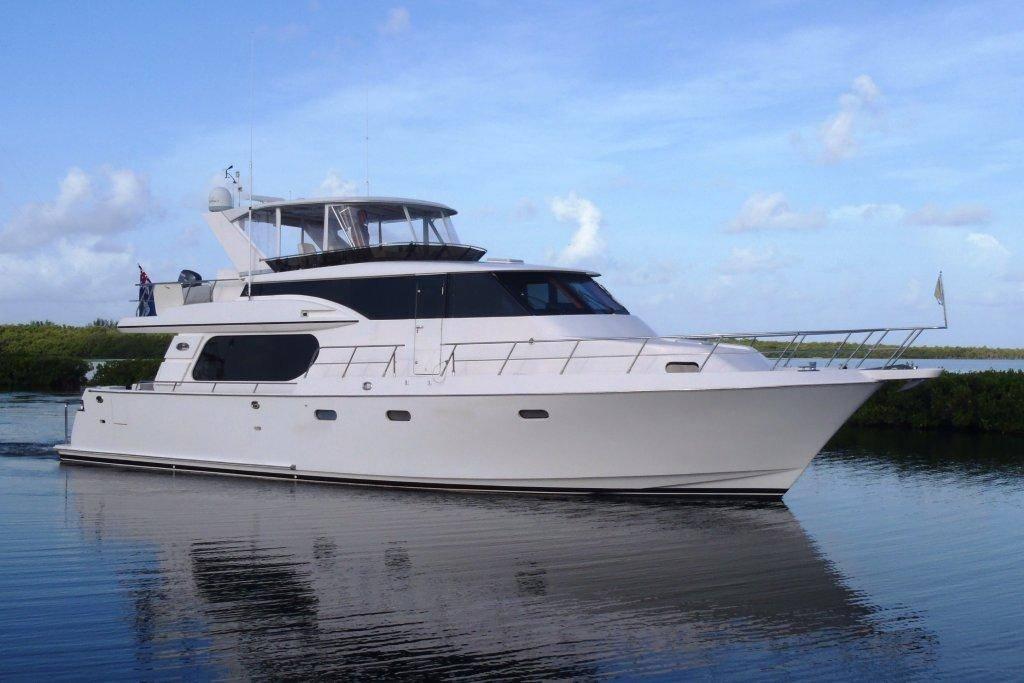 Symbol Yacht For Sale Zen 58 Used Symbol Ak Yachts