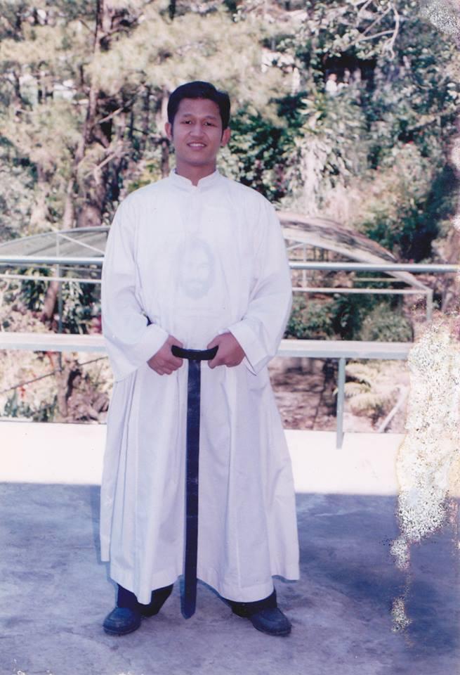 dating a former seminarian