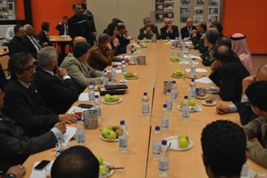 الجبهة العربية لتحرير الأحواز : التقرير الخاص بالجزء الثاني من احتفالية الجبهة العربية