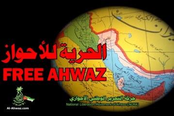 شهاب عباسي الاحوازي يتعرض تحت نظر ادارة السجن الى التعذيب من قبل السجناء الايرانيين
