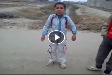 اطفال الاحواز في هوسات رائعة في الوطنية