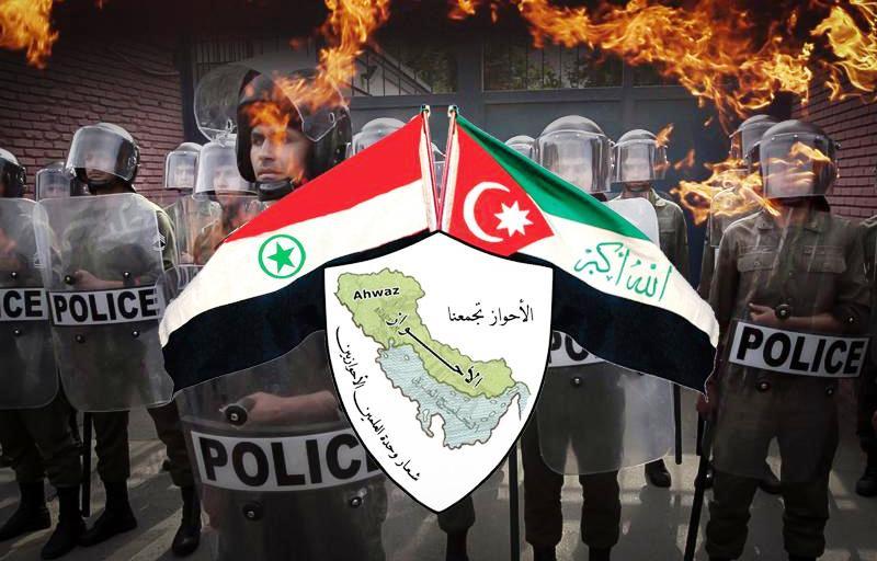 مجزرة يوم الابعاء السوداء في الأحواز المحتلة تكشف دموية نظام الملالي في ايران