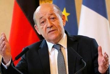 وزير الدفاع الفرنسي : معركة الموصل قد تكون طويلة ومعقدة