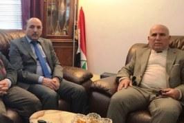 قيادة النضال تولي السيد حسن الهلالي زمام الرئاسة في الحركة