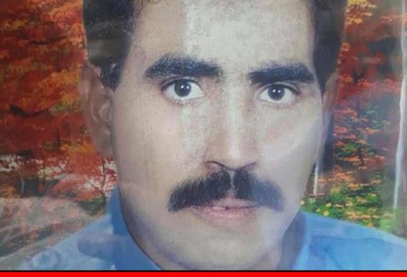 العدو الإيراني يقوم بتعذيب السجين الاحوازي علي الساري حتى فارق الحياة  مستشهدا