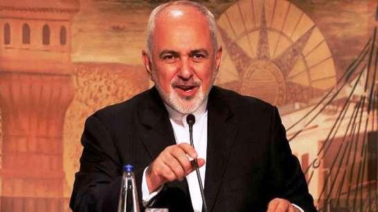 وزير خارجية ايران محمد جزاد ظريف