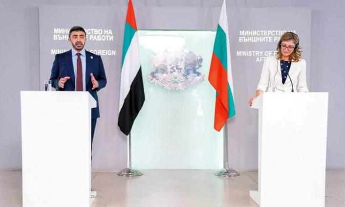 الإمارات تطالب بتأمين ممرات النفط وحماية الملاحة الدولية