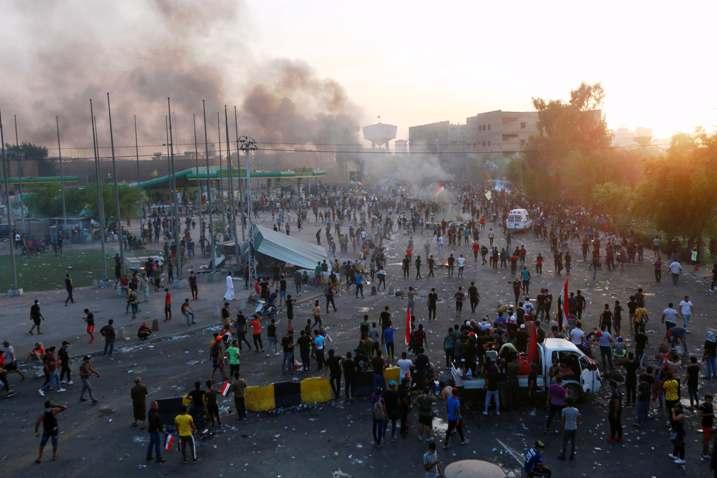 الأمم المتحدة تدعو لتحقيق عاجل بمقتل متظاهرين بالعراق