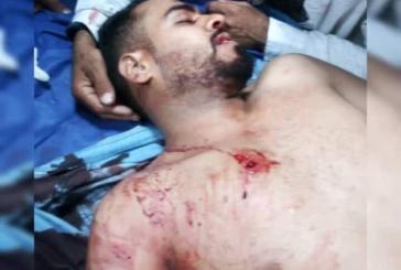 """""""مجزرة معشور"""".. إعدامات جماعية بالرصاص للمحتجين"""