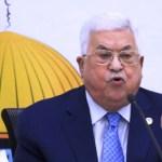 """محمود عباس: نرفض """"صفعة القرن"""" وانها مؤامرة ، والقدس ليست للبيع"""