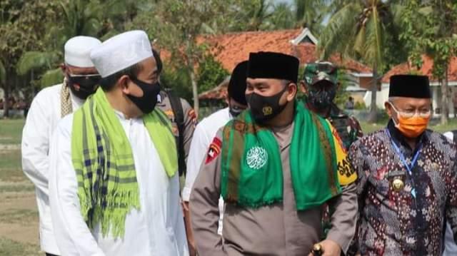 Kapolda Jawa Timur Kunjungi Pondok Pesantren Al-Amien Prenduan
