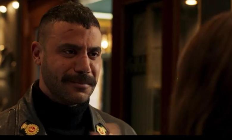 مسلسل النمر الحلقة 7:محمد إمام يكشف اسرار خطيب هنا الزاهد! - Al Arrab -  العراب