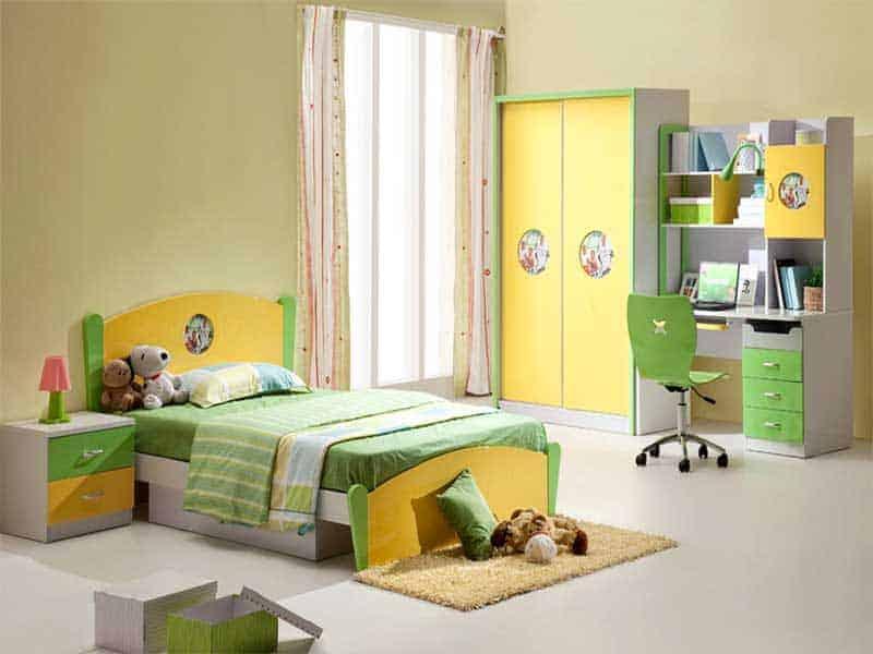 غرف الأطفال