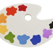 palette = לוח צבעים