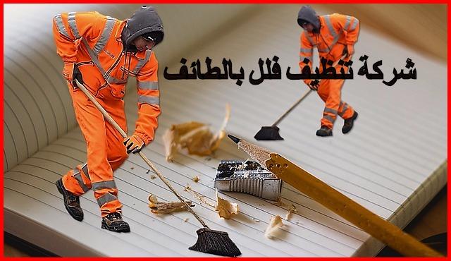 شركة تنظيف بالطائف