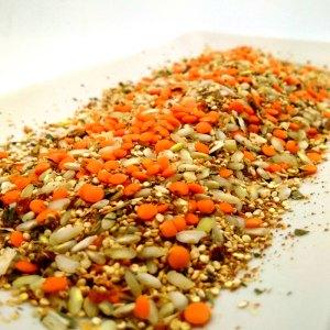 Risotto con quinoa y verduras