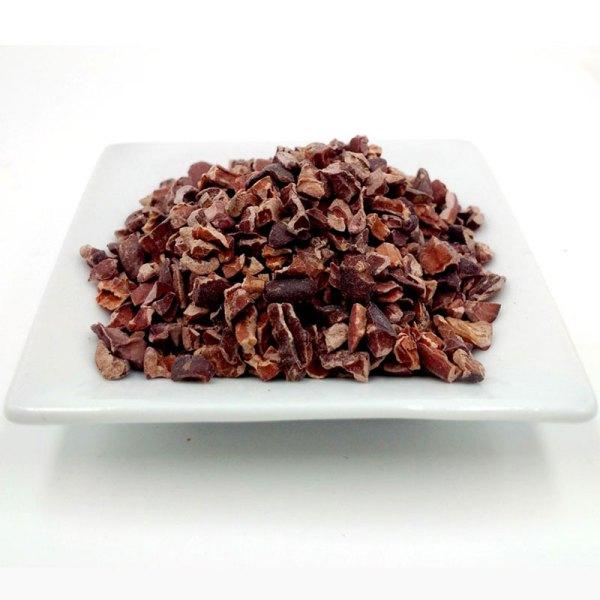 Nibs de cacao crudo ECO. Precio 100gr.