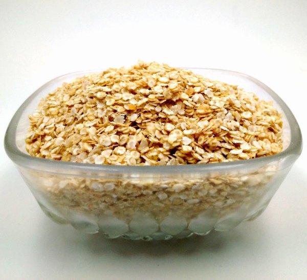 Copos de quinoa ECO