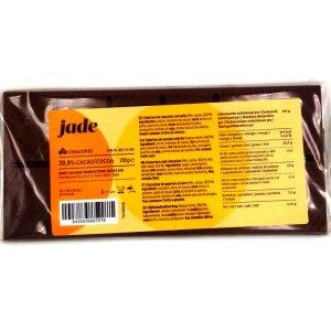 Tableta Chocolate con leche 200gr. 38,8% cacao.