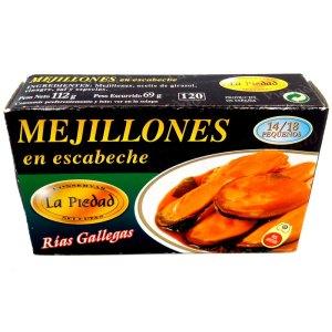 Mejillones La Piedad