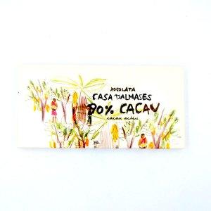Tableta Chocolate amargo 90% Casa Dalmases