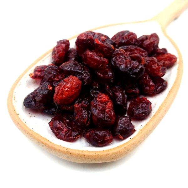 Arándano rojo entero deshidratado