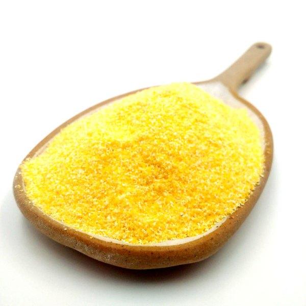 Sémola de maíz (Polenta)