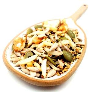 Mezcla semillas para ensalada con sésamo