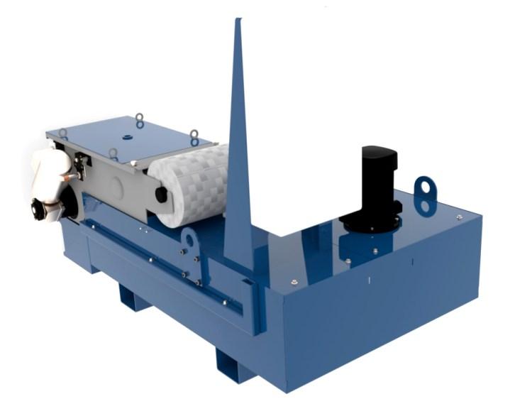 Bac filtrant machine outils