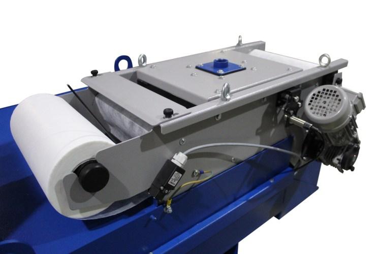 Bac filtration machine-outil