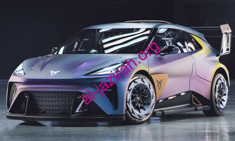 ستقوم VW Group باستعراض نموذج من عائلة EV الصغيرة الجديدة في ميونيخ مع مفهوم Cupra UrbanRebel.