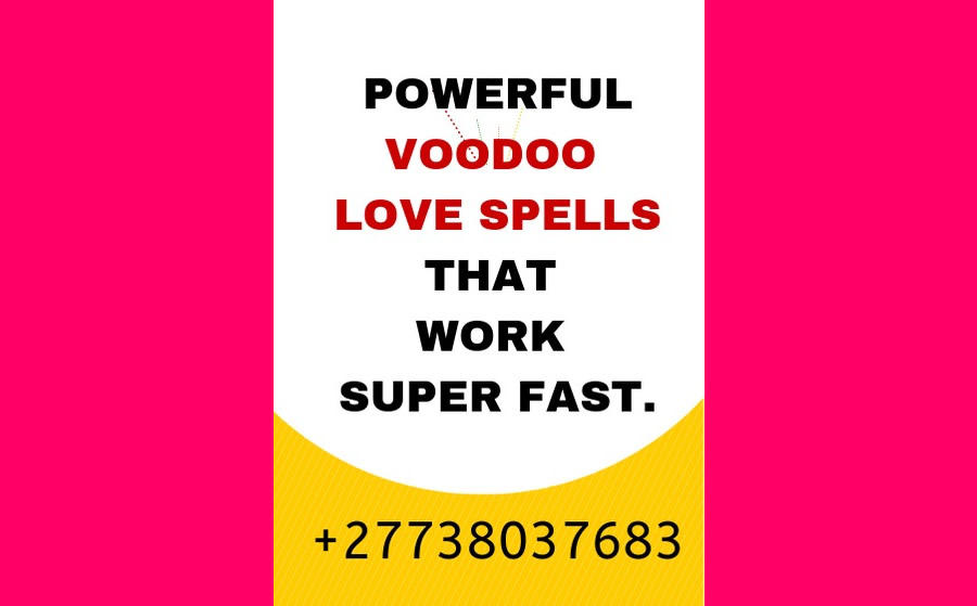 Powerful African Voodoo | Cast A Free Spell To Make Someone