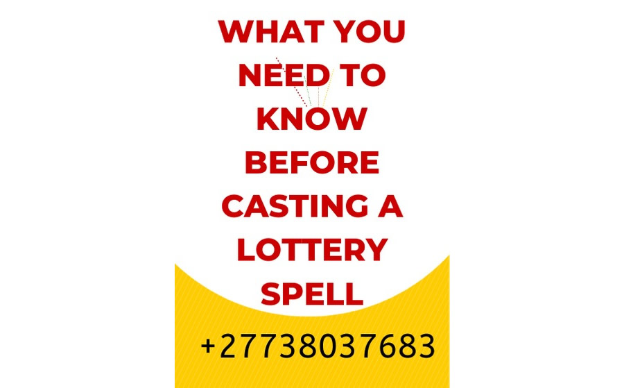 Lottery Spells That Work Fast | Lottery Spell That Really Work