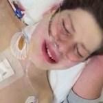فيديو.. لحظات مؤثرة لشاب استيقظ بعد حصوله على قلب جديد