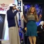 """بالفيديو:حليمة بولند ترقص على أغنية """"حليمة حليمة خيطي ثوبي المشقوق"""""""