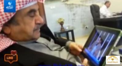 بالفيديو : شاهد دهشة وردة فعل عبد الحسين عبدالرضا عند رؤية شبيهه