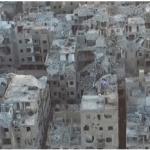 شاهد: 'حيّ الدّخانيّة' شرق دمشق .. من حيّ اقتصادي إلى دمار شامل!