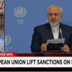 الوكالة الدولية تعلن امتثال إيران لشروط الاتفاق النووي .. وواشنطن تعطي الضوء الأخضر