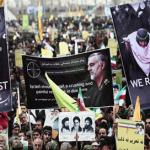 """سليماني: آلاف المقاتلين يدافعون عن """"حياض الإسلام"""" في سوريا..والرئيس الإيراني: نرفض التدخل الأجنبي في شؤون العراق !"""