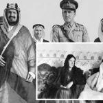 تفاصيل زيارة المفوض البريطاني في الكويت مع زوجته للرياض ولقائه  بالملك عبدالعزيز