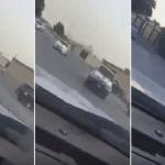بالفيديو: مفحط يوثق لحظة القبض عليه من قبل دوريات الأمن بالرياض